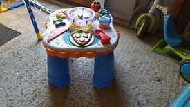 Fisher Price interactive table