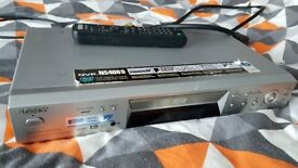 Sony DVP-NS400D Silver DVD Player with remote