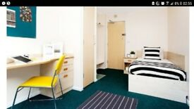 Single Room 70£ per week, students Only. Leadmill Point.