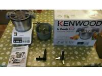 Kenwood kCook MultiCooker food processor RRP £225