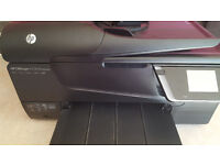 HP 6700 all in one printer - paper feed needs attention