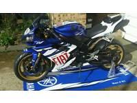 Yamaha r1 2008 Rossi