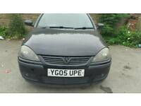 VAUXHALL CORSA 1.2 SPARES OR REPAIRS