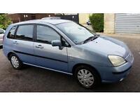 SUZUKI LIANA 1.6 GLX 5dr Auto (blue) 2003