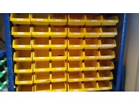PIck and pack storage bins for products / parts. Get organised! 4 different sizes, Uxbridge area.