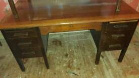 Abbess vintage desk