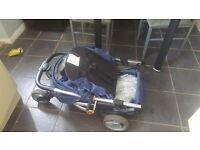 My babbie billie fairs travel system stroller