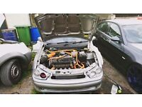 Vauxhall Corsa B Red Top