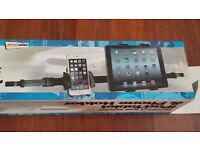 IPAD TABLET PHONE HOLDER FOR CAR HEADREST BRAND NEW