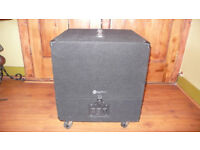Smart Sound Hermit Isolated Guitar Speaker Cabinet, soundproof cab, virtually silent for recording