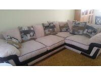 Scs corner sofa very good condition