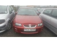 2006 ROVER 25 GLI 1.4 PETROL BREAKING FOR PARTS ONLY POSTAGE AVAILABLE NATIONWIDE
