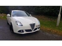 For sale ALFA ROMEO GIULIETTA 1.6 DIESEL nice and clean car. TAX ONLY £30 per year