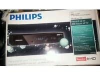 Phillips Freeview+ HD recorder 500gb