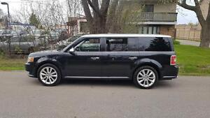 2010 Ford Flex Limited Nav,AWD,4 Sunroof,DVD,P.Leather Heated Se