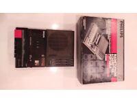 Vintage Philips D6350 Cassette Tape Recorder Portable