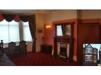 Beautiful Victorian double bedroom, fully furnished incl. bills for rent for single person