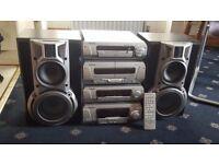 Technics Hi-Fi System SL-EH550