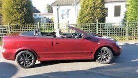 Vauxhall Astra Cabriolet 2.2lt Petrol
