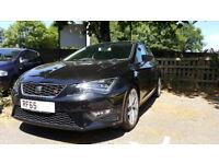 SEAT Leon FR Technology 2015 1.4 turbo petrol manual