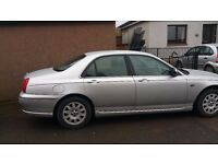 Rover 75 Connoisseur, 2003. Good condition