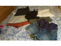 Maternity clothes holiday bundle size 14
