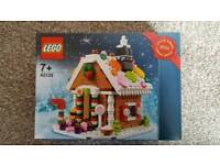 Lego 2015 Limited Edition Gingerbread House