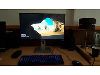 Dell U2715H 27-Inch Widescreen IPS LED Monitor. 8 months old.