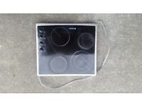Electric hotpoint hob