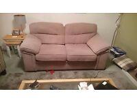 2 Seater Harveys Sofa