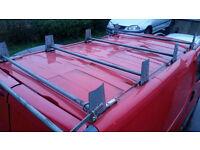 Renault Traffic Vauxhall Vivaro roof rack