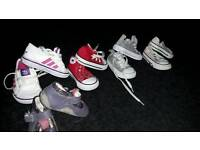 Kids trainers infant size 3