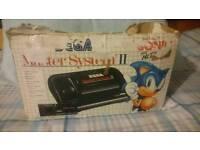 Sega Master System 2 with Sonic bulit in