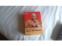 Open all hours dvd boxset