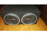 Here for sale is a Powerfull car Sub Max Pro Lanzar 4000 Watts amp and Speakers Glasgow