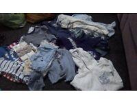 baby boy clothes bundle newborn to 3 months