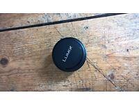 Panasonic Lumix 20mm Pancake lens f1.7 M34 mount. Excellent condition.