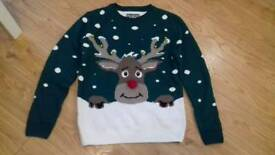 Christmas jumper size m/l