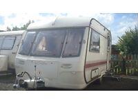 1996 coachman V.I.P 2 berth caravan