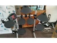Yamaha dt explorer drum kit