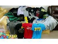 Men t-shirt bundle size s