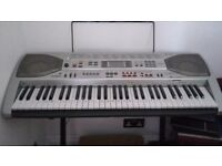 Casio LK93 TV electric keyboard