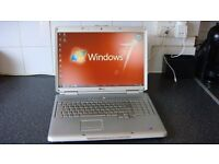 LAPTOP DELL INSPIRON 1720 17 inch Widescreen