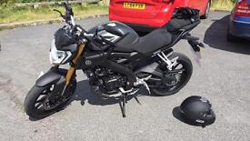 Yamaha MT 125 motorcycle/ Motorbike Learner Legal