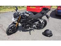Yamaha MT 125 motorcycle/ Motorbike Learner Legal