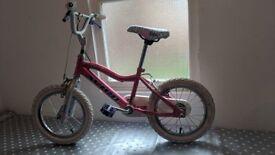 GIRL BICYCLE ####### £20.00 ono