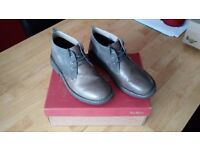Kickers Desert Boot UK11 Dark Brown Minimal Wear w/ Original Box
