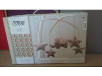 Mamas and Papas musical cot mobile