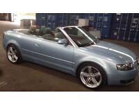 Audi A4 Convertible 1. 8T