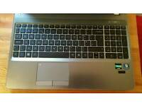 Hp probook 4gb Windows 10 Office